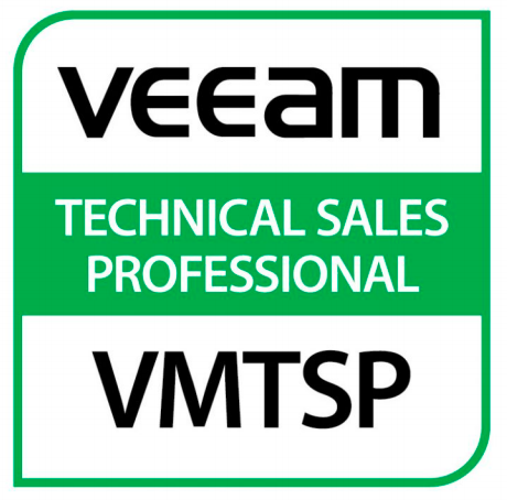 Veeam Availability Suite VMTSP v9.5